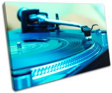 Turntables Decks BLUE DJ Club - 13-0168(00B)-SG32-LO